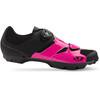 Giro Cylinder Shoes Women bright pink/black